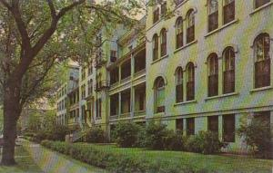Illinois Galesburg Whiting Hall The Original Dormitory For Women On The Knox ...