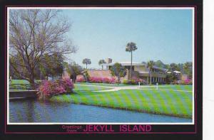 Jekyll Island Club House, Jekyll Island, Georgia, 50-70s