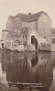 RP; TEWKESBURY, England, UK,1910s ; The Old Mill