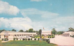 Exterior,  Hightstown Motel,  U.S. 130 Hightstown,   New Jersey,  40-60s