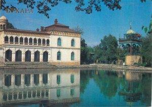 Postcard Uzbekistan Bukhara Sitorai-Mohi-Hossa Palace 19th-20th architecture