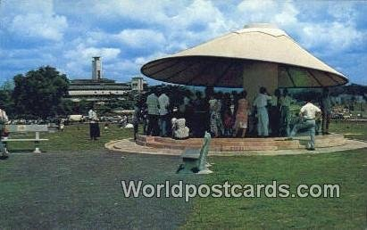 Tengku Abdul Rahman Park Kuala Lumpur Malaya, Malaysia Unused