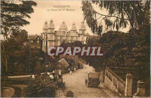 Old Postcard Tananarive Minister's Palace