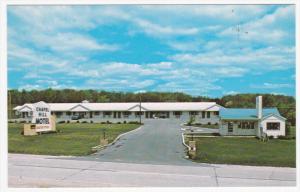 Chapel Hill Motel, U.S. #2, BREVORT, Michigan, 40-60's