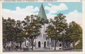 Florida Saint Petersburg The Sunshine City Congregational Church