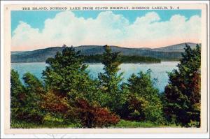 The Island, Schroon Lake NY