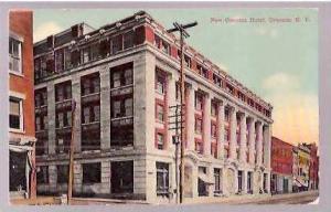 NY Oneonta New Oneonta Hotel
