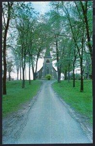 Ontario ~ Holy Trinity Church Anglican HAWKESBURY - Chrome 1950s-1970s
