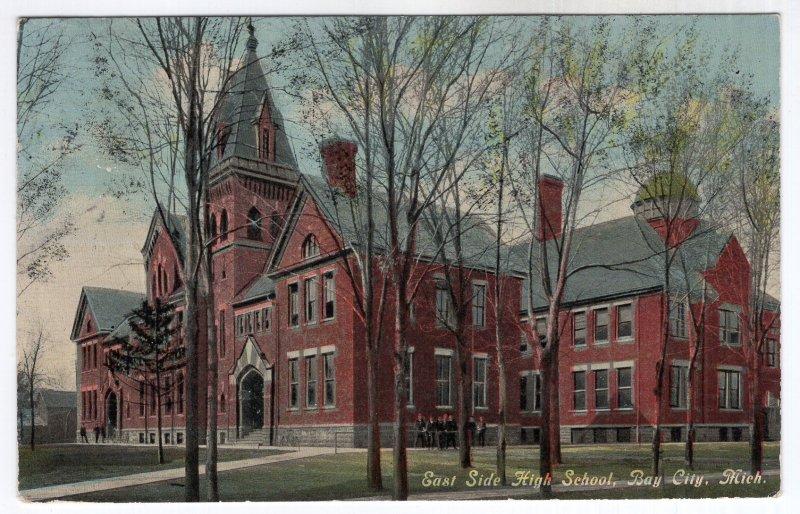 Bay City, Mich., East Side High School