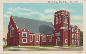 Nebraska Grand Island The Methodist Church