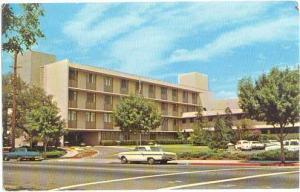 St. Joseph's Hospital, Built 1962, Stockton, California, CA, Chrome