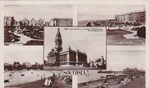 RP; 5-Views, Southsea, Portsmouth, Hampshire, England, United Kingdom, PU-1933