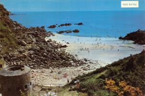 Vintage 1984 Guernsey Postcard Petit Bot Bay, Channel Islands 68B