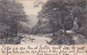 On the Lyn , LYNMOUTH , England , PU-1904