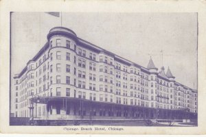 CHICAGO, Illinois, 1900-10s; Chicago Beach Hotel