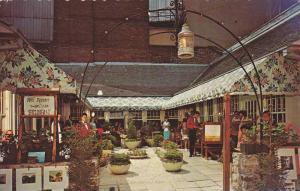 Restaurant La Nouvelle-France, Rue Du Tresor, Quebec, Canada, PU-1984
