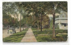 Delaware Avenue, Buffalo, New York, PU-1911