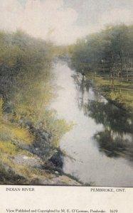 PEMBROKE, Ontario, Canada, 1900-10s; Indian River