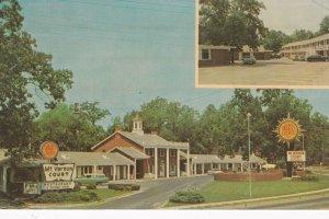 SUMTER , South Carolina  , 1950-60s ; Mt. Vernon Court