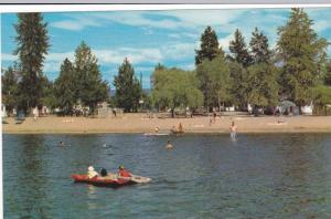 Bluebird Bay Resort, R.R. 4,  Okanagan Lake,  Kelowna,  B.C.,  Canada,  40-60s