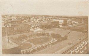 RP: MAPLE CREEK , Saskatchewan, 1922 ; Bird's Eye View