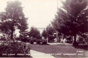 ROCKY REEF RESORT TROUT LAKE WOODRUFF, WI RP