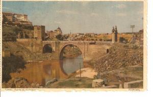 Postal 044766 : Toledo - Puente de Alcantara. Fosforal