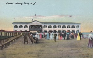 ASBURY PARK, New Jersey, 1900-1910's; Arcade