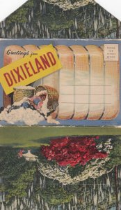 Greetings from DIXIELAND , 1930-40s