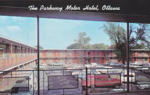 The Parkway Motor Hotel, Ottawa, Ontario, Canada, 40-60´s