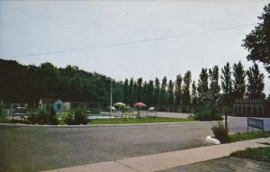 Swimming Pool, Ashbury Motel, NIAGARA FALLS, Ontario, Canada, 40-60´