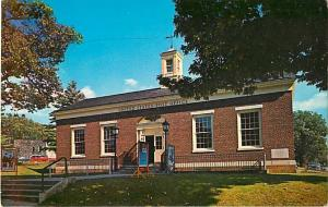 Post Office Brevard North Carolina NC Chrome