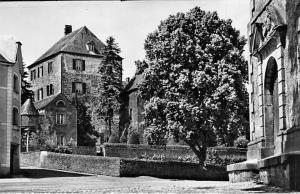 Luxembourg Le Chateau Mersch, Castle Schloss