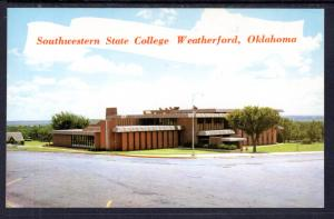 Southwestern State College,Weatherford,OK