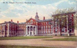MT. ST. JOSEPH'S SEMINARY HARTFORD, CT 1914