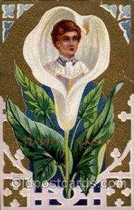 Fantasy Flower People 1910