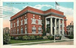 WI, Oshkosh, Wisconsin, Elk's Club, Edward H. Mitchelc No. 29604