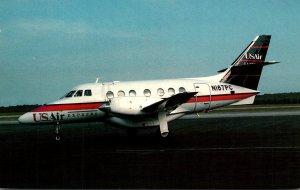 US Air Express BAe 3101 Jetstream 31