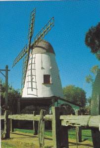 Old Windmill near Perth, Western Australia
