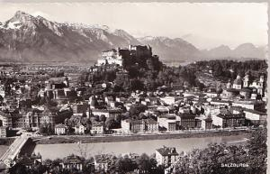 Panoramic View of Salzburg RP