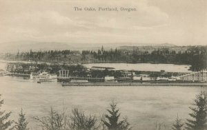 PORTLAND, Oregon, 1900-10s ; The Oaks