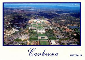 Australia - Canberra. Parliament