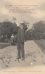 PARIS , France , 1900-1910´s ; Birdman #3