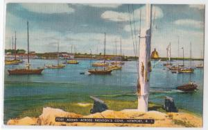 Fort Adams, Brenton's Cove, Newport RI