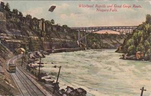 New York Niagara Falls Whirlpool Rapids And Great Gorge Route 1911