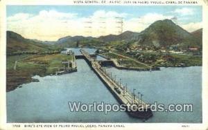 Panama Panama Canal Pedro Miguel Locks