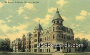 Mt Carmel Academy - Wichita, Kansas KS