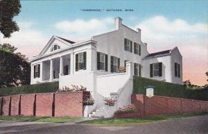 Mississippi Natchez Cherokee