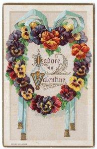 I adore my Valentine