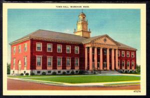 Town Hall,Wareham,MA